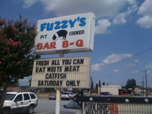 Fuzzy's Today